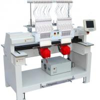 China QY flat and cap computerized embroidery machine price, multi-needle embroidery machine on sale