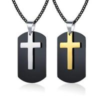 Buy cheap Wholesale Stainless Steel Dog Tag and Cross Pendant PN1079BG/PN1079BS #PN-1079 from wholesalers
