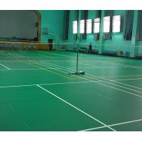 China Portable Badminton Flooring on sale