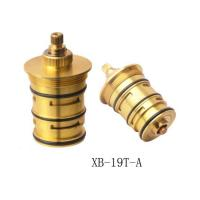 Buy cheap thermostatic shower mixer brass cartridge XB-19T-A from wholesalers