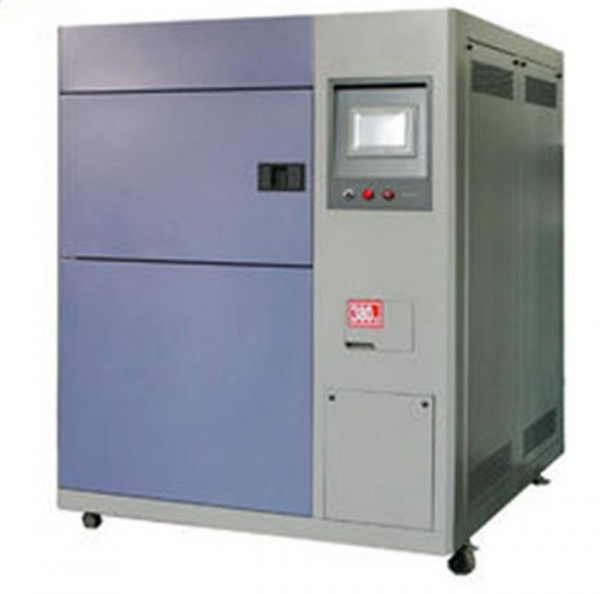 Buy cheap 0.5℃ 216L Refrigeration system High and Low Temperature Thermal Shock Test Chamber from wholesalers