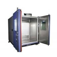 Buy cheap 13 Cubic Large Dimension Walk In Climatic Testing Chamber for Reliability Testing product