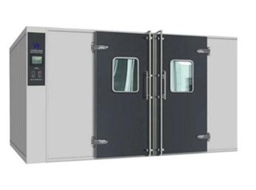 Buy cheap Simulation Real Environmental Walk-In Chamber for Temperature Humidity Testing from wholesalers