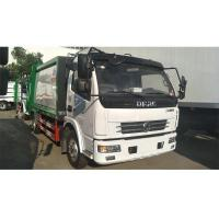 Buy cheap Dongfeng 4 Cubic Meter to 18 Cubic Meter Waste Compactor Truck Garbage Truck for Sale from wholesalers