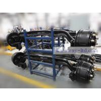 Buy cheap Concrete equipment parts axle (front) from wholesalers