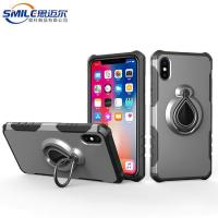 Buy cheap Case for Iphone water drip design TPU+PC+stander phone cover for IPHONE X from wholesalers