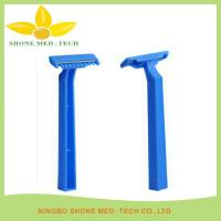 Buy cheap Single Blade Disposable Medical Razor from wholesalers