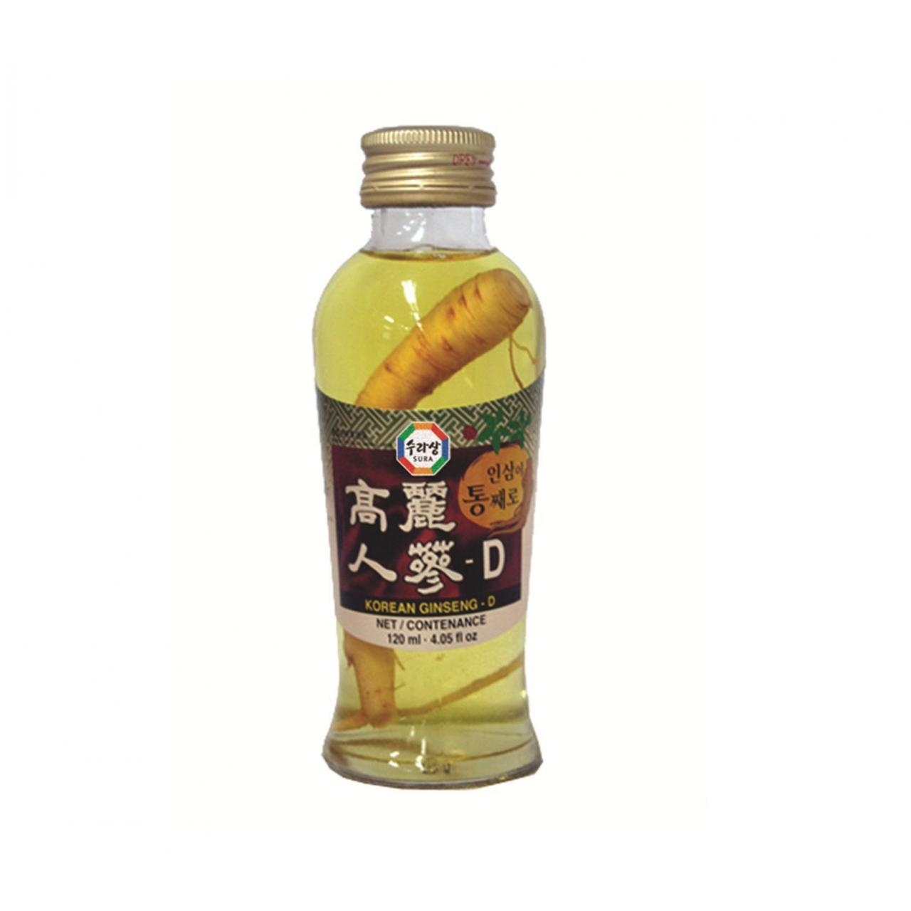 Buy cheap BEVERAGE GINSENG DRINK W/ROOT IN GLASS BOTTLE from wholesalers