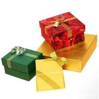 Buy cheap custom made paper gift box from wholesalers