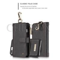 Buy cheap Phone Cases CaseMe 009 Original Multifunction Leather Zipper Wallet Phone Case from wholesalers