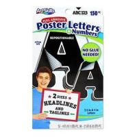 Buy cheap Black Combo Pack Poster Letters from wholesalers