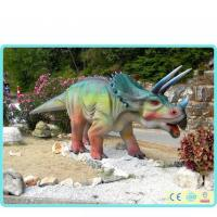 Buy cheap Animatronic dinosaur anusement park dinosaur for sale from wholesalers