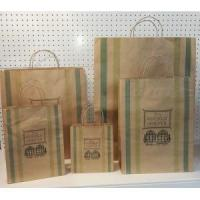 Buy cheap Twisted Handle Kraft Paper Gift Bag from wholesalers