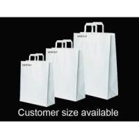 Buy cheap White Kraft Paper Bags Wholesale from wholesalers