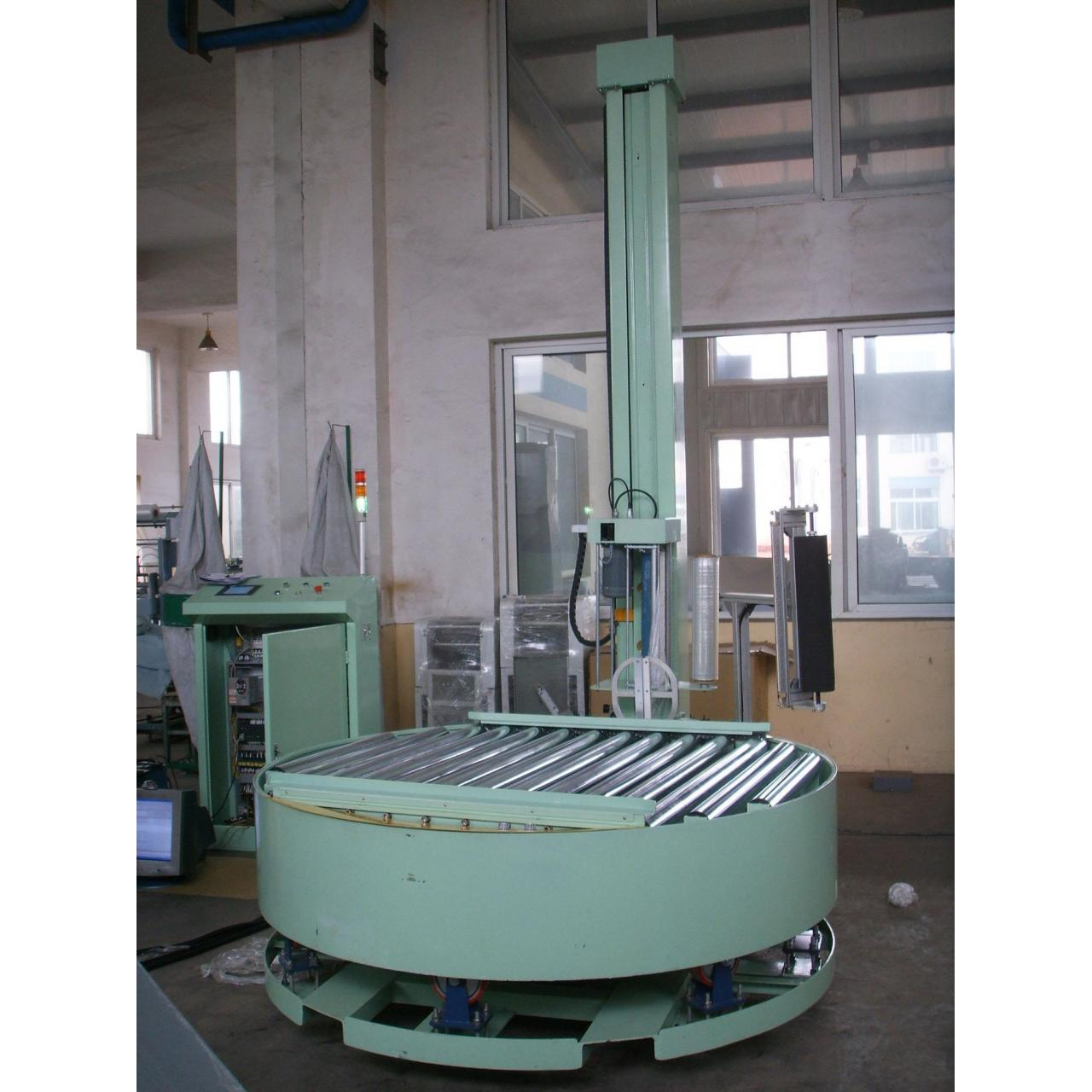 Buy cheap China Automatic Pallet Strapping Machine from wholesalers