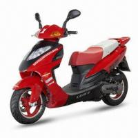 Buy cheap EEC/EPA-approved 125cc Gasoline Scooter from wholesalers