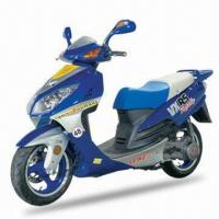 Buy cheap EEC-Approved 125cc Gasoline Scooter from wholesalers