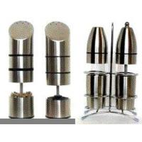 Buy cheap Spice Set(Kitchenware/Salt and Pepper Mill/Grinder/Wood Stand/Stainless/Kitchen from wholesalers